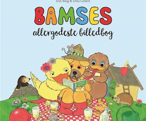 Bamses Allergodeste Billedbog
